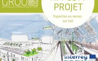 De projectoproep GROOF ter bevordering van plaatsing van dakserres