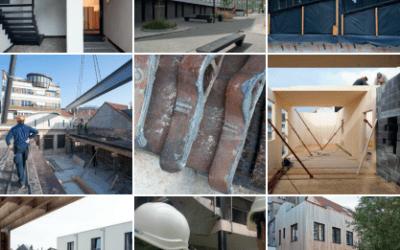 """Spelers uit de bouwsector: opleiding """"Stadslandbouw en duurzame gebouwen"""""""