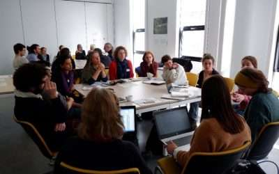 Een duwtje in de rug voor de stadslandbouw:  een co-creatiedag door en voor producenten