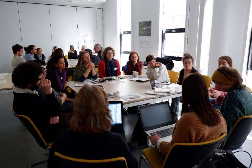 , Een duwtje in de rug voor de stadslandbouw:  een co-creatiedag door en voor producenten