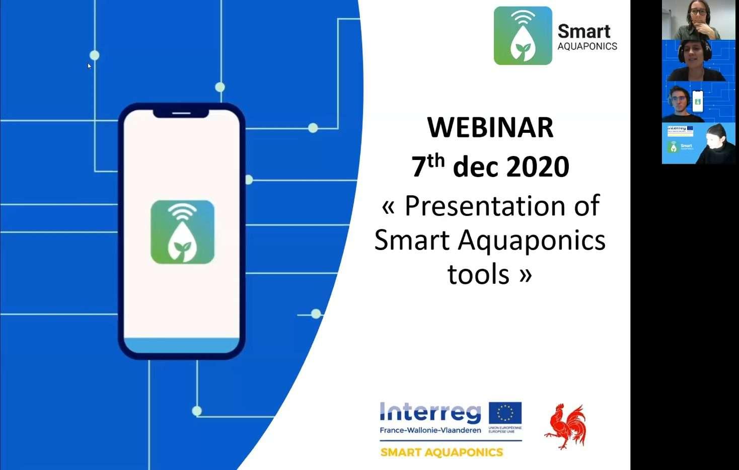 Smart Aquaponics