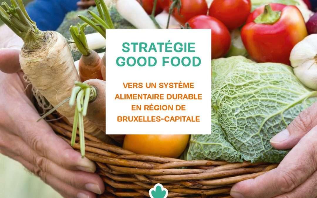 C'est parti pour la stratégie Good Food 2.0 !